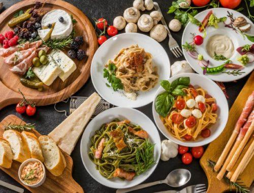 İtalya Üniversite Şehirleri ve Yerel Mutfakları