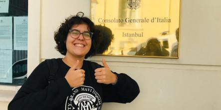 İtalya'da Okuyan Öğrencimiz Anlatıyor: Milano Üniversitesi