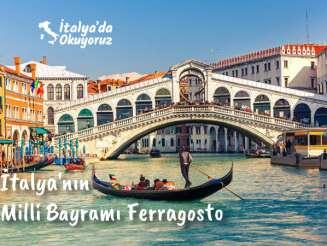 İtalya'nın Milli Bayramı Ferragosto